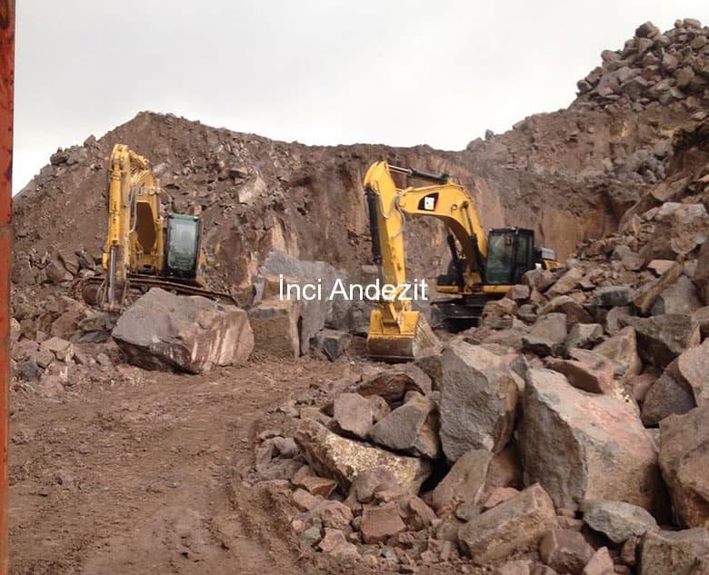 Andezit Maden Sahası